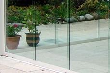 Sicherheitsglas Ganzglasschiebetüren