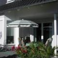 Kunststoff Balkontür Weiß 2 Flügelig mit Rollladen