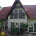 Kunststoff Balkontür Weiß 1 & 2 Flügelig mit Sprossen & Rollladen
