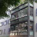 Balkonverglasung Aluminium Glas mit Brüstungsverglasung