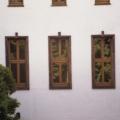 Holzfenster Eiche-hell 4 Flügelig Altbausanierung