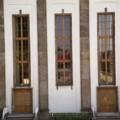Holzfenster Eiche-hell 2 Flügelig 6 Teilig mit Wiener Sprossen