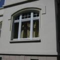 Holzfenster 3 Flügelig mit Oberlicht Stichbogen & Sprossen