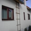 Holzfenster 2 Flügelig Teak