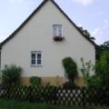 Holzfenster Weiß mit Rollladen & Aufgesetzten Sprossen