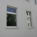 Kunststofffenster 1 flg. Weiß mit Oberlicht