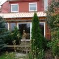 Gekoppelte Wintergarten Markise Farbe Weiß RAL 9016 12 x 4 Meter & Bio-Panama Stoff Farbe Gelb & Orange