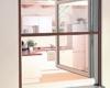 Insektenschutz Rollo für Fenster